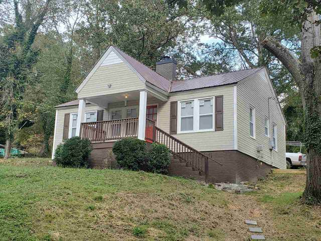 312 NE Pine Street, Rome, GA 30161 (MLS #9065405) :: Statesboro Real Estate