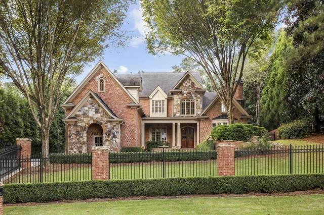 4966 Long Island Drive NW, Atlanta, GA 30327 (MLS #9065575) :: The Heyl Group at Keller Williams