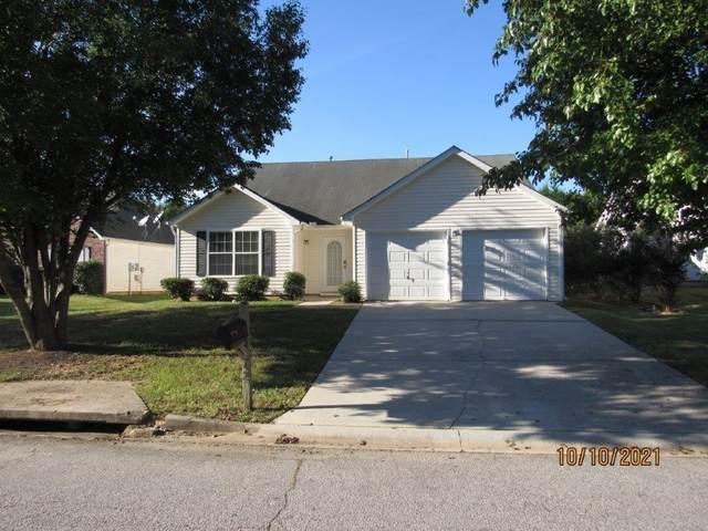 42 Waters Edge Way, Fayetteville, GA 30215 (MLS #9065826) :: Statesboro Real Estate