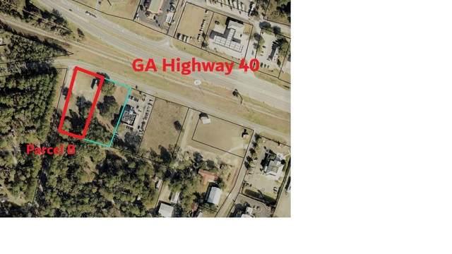 0 Boone Avenue B, Kingsland, GA 31548 (MLS #9065957) :: Military Realty