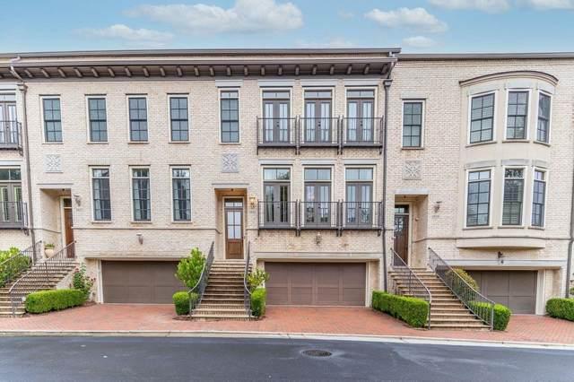 1021 E E Paces Court NE, Atlanta, GA 30326 (MLS #9066234) :: Buffington Real Estate Group