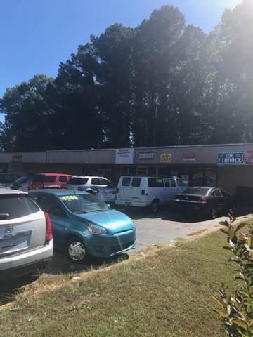 2970 Highway 138, Fayetteville, GA 30214 (MLS #9066571) :: Rettro Group