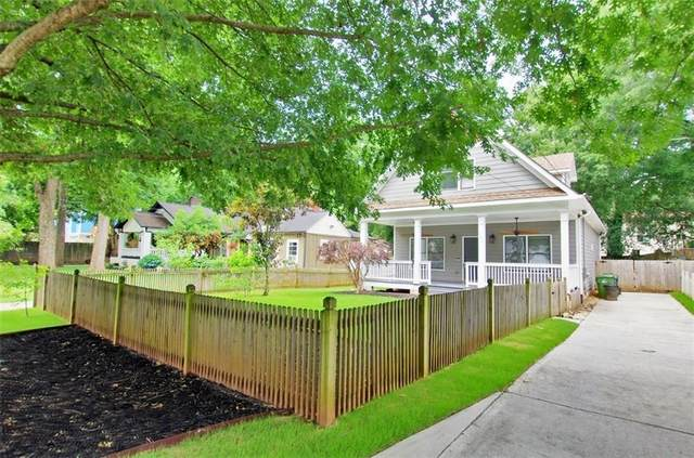 196 Norwood Avenue NE, Atlanta, GA 30317 (MLS #9066617) :: EXIT Realty Lake Country