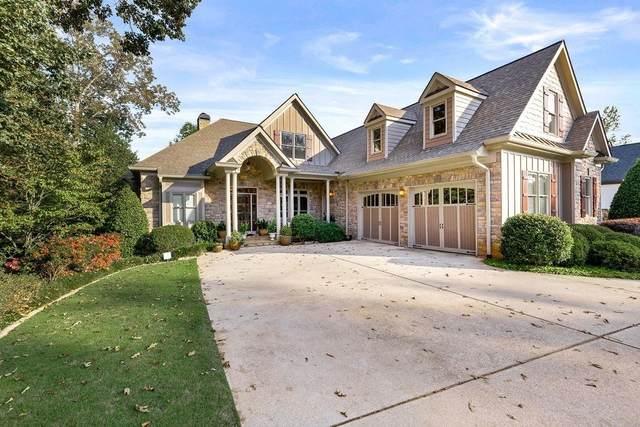 3203 Bush Arbor Court, Jefferson, GA 30549 (MLS #9067182) :: EXIT Realty Lake Country