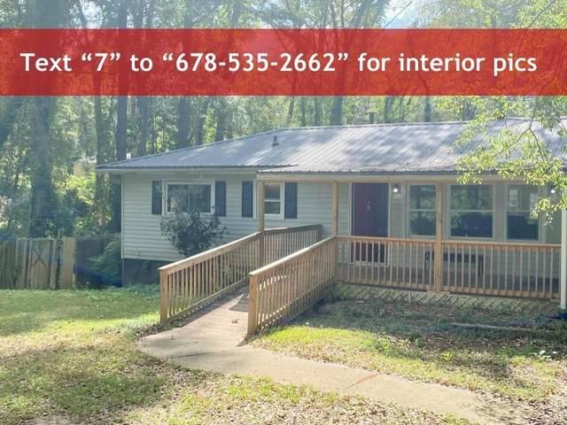 7 Maple Drive, Newnan, GA 30263 (MLS #9067655) :: Maximum One Partners
