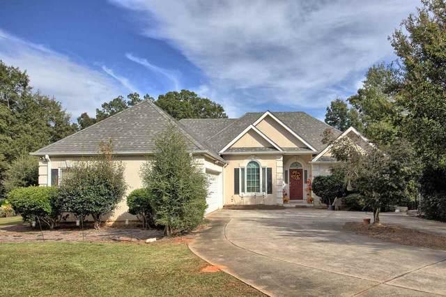 110 Canaan Court, Williamson, GA 30292 (MLS #9067827) :: Athens Georgia Homes