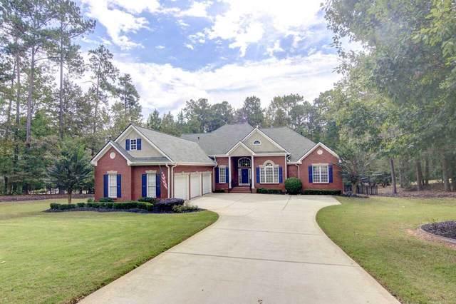 185 Mountain Laurel Way, Fayetteville, GA 30215 (MLS #9067828) :: Regent Realty Company