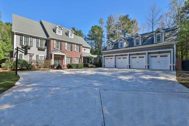 507 Etris Court, Roswell, GA 30075 (MLS #9069009) :: Century 21 Connect Realty