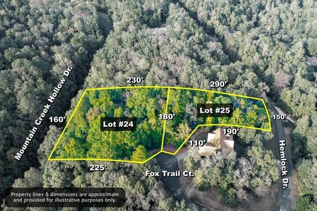 24/25 Fox Trail Court, Talking Rock, GA 30175 (MLS #9069877) :: Athens Georgia Homes