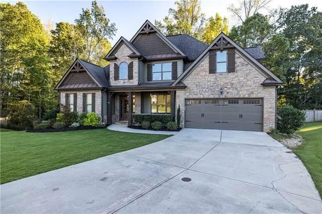 48 Glendale Court, Dallas, GA 30157 (MLS #9070115) :: Regent Realty Company