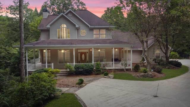137 W Mountaintown Trail, Ellijay, GA 30540 (MLS #9070938) :: Regent Realty Company