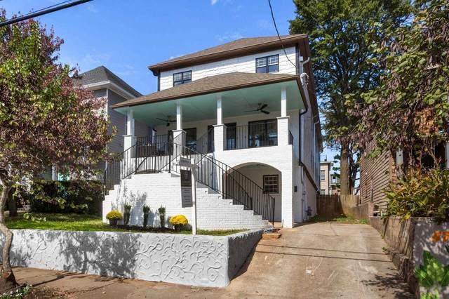568 John Wesley Dobbs Avenue NE, Atlanta, GA 30312 (MLS #9071096) :: Rettro Group