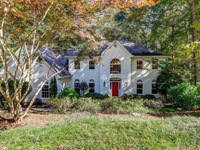 8255 Habersham Waters Road, Atlanta, GA 30350 (MLS #9072398) :: RE/MAX Eagle Creek Realty