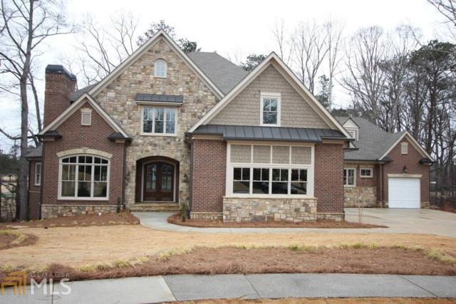 2203 Lattimore Farm Dr, Kennesaw, GA 30152 (MLS #8305635) :: Bonds Realty Group Keller Williams Realty - Atlanta Partners