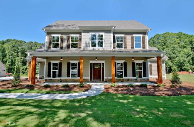75 Gordon Oaks Way #40, Moreland, GA 30259 (MLS #8319331) :: Royal T Realty, Inc.