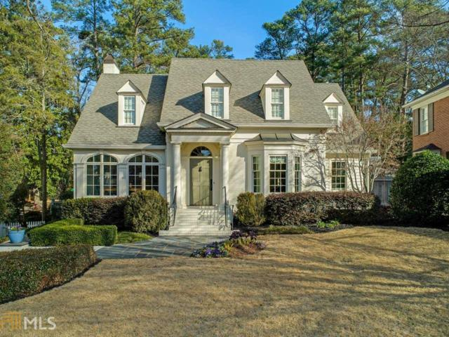 1022 Eulalia Rd, Atlanta, GA 30319 (MLS #8329698) :: Bonds Realty Group Keller Williams Realty - Atlanta Partners