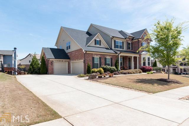 606 Oakbourne Way, Woodstock, GA 30188 (MLS #8360327) :: The Realty Queen & Team