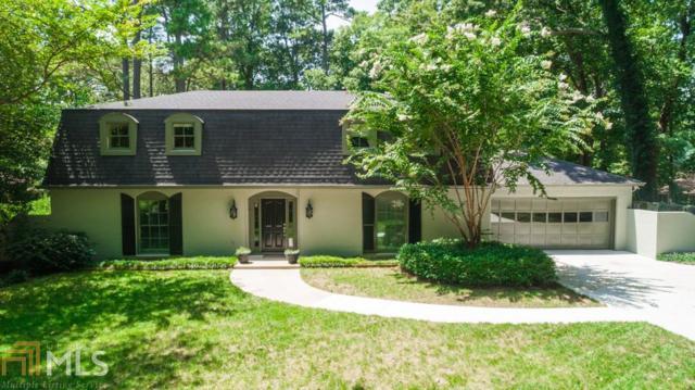 4488 Huntington Cir, Dunwoody, GA 30338 (MLS #8438782) :: Buffington Real Estate Group