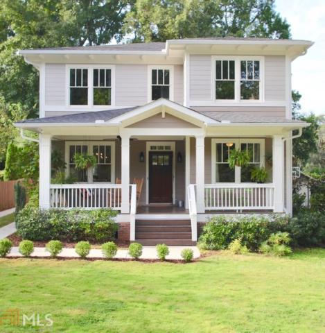 122 Emerson Ave, Decatur, GA 30030 (MLS #8439419) :: Ashton Taylor Realty