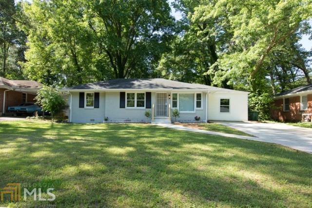 2805 Mitchell Dr, Decatur, GA 30032 (MLS #8468652) :: Buffington Real Estate Group