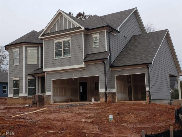 984 Lake Rockwell Way, Winder, GA 30680 (MLS #8470116) :: Buffington Real Estate Group