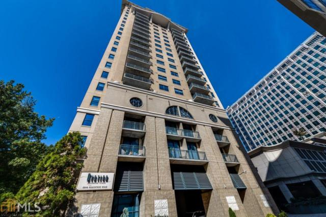 3040 Peachtree Rd #503, Atlanta, GA 30305 (MLS #8479058) :: DHG Network Athens