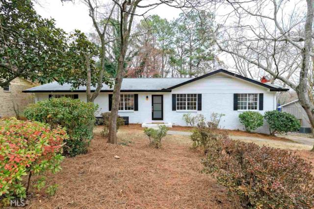 4191 Deerwood, Smyrna, GA 30082 (MLS #8494494) :: Royal T Realty, Inc.