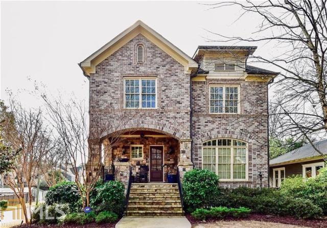 1185 Oglethorpe Ave, Brookhaven, GA 30319 (MLS #8521981) :: Buffington Real Estate Group