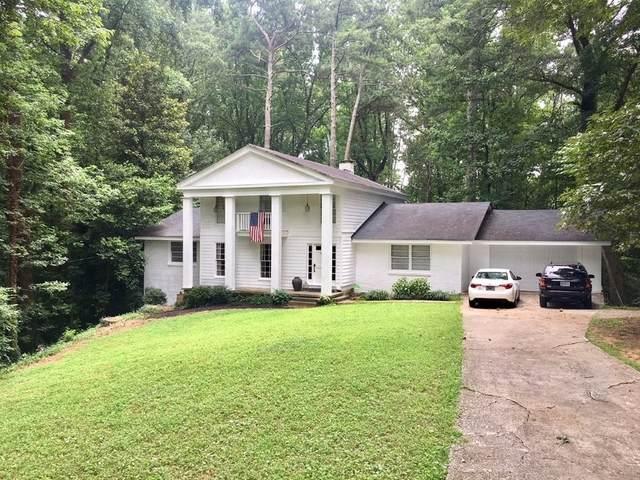 4832 Merlendale Dr, Atlanta, GA 30327 (MLS #8544062) :: RE/MAX Eagle Creek Realty