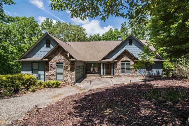 312 Woodlands Bluff Ln, Mineral Bluff, GA 30559 (MLS #8548422) :: Team Cozart