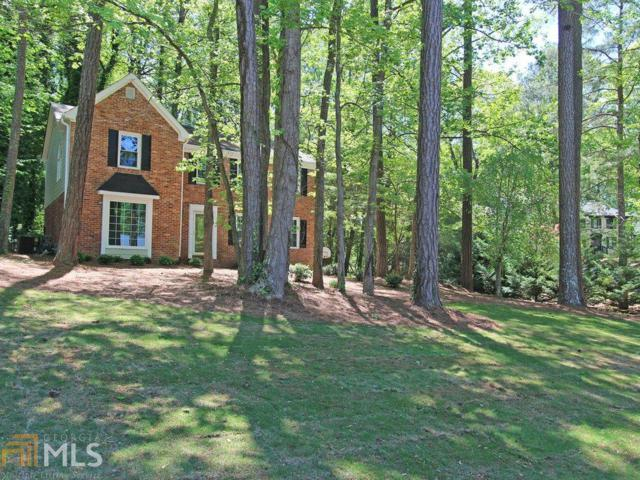 1017 Hidden Hollow Dr, Marietta, GA 30068 (MLS #8566950) :: Rettro Group