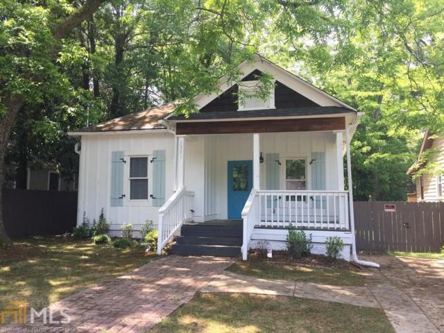 1391 SW Beatie Ave, Atlanta, GA 30310 (MLS #8572880) :: Buffington Real Estate Group