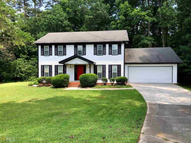 800 Sugar Creek Trl, Conyers, GA 30094 (MLS #8574300) :: Team Cozart