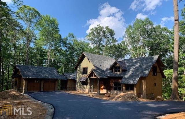 Lot 6 Greystone Trace, Ellijay, GA 30536 (MLS #8581286) :: Team Cozart
