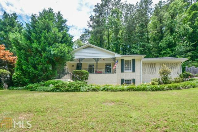 1724 Childerlee Ln, Atlanta, GA 30329 (MLS #8594178) :: The Heyl Group at Keller Williams