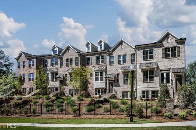 3163 Rutter Drive #31, Atlanta, GA 30345 (MLS #8607179) :: The Heyl Group at Keller Williams