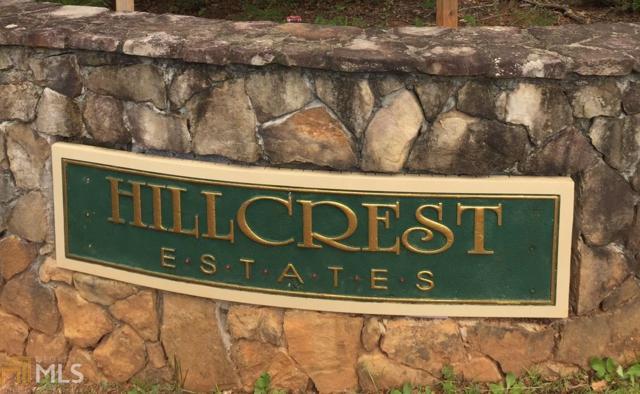 0 Ridgewood Heights Dr Lot 7, Clayton, GA 30525 (MLS #8616470) :: The Durham Team
