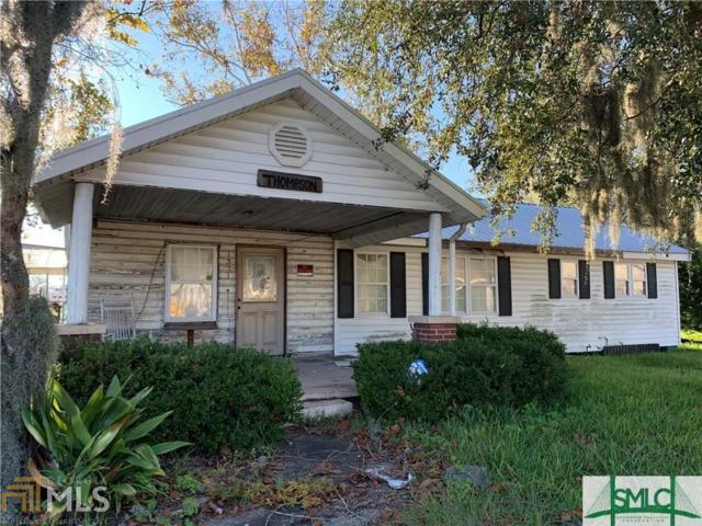 1331 Junction Ave, Garden City, GA 31408 (MLS #8629396) :: The Heyl Group at Keller Williams