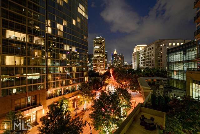 1080 Peachtree St #607, Atlanta, GA 30309 (MLS #8630075) :: Athens Georgia Homes
