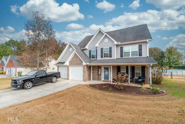101 Hampton Oaks Cir, Villa Rica, GA 30180 (MLS #8633759) :: Military Realty