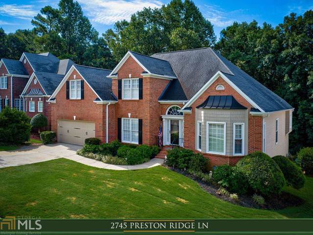 2745 Preston Ridge Ln, Dacula, GA 30019 (MLS #8642988) :: The Stadler Group