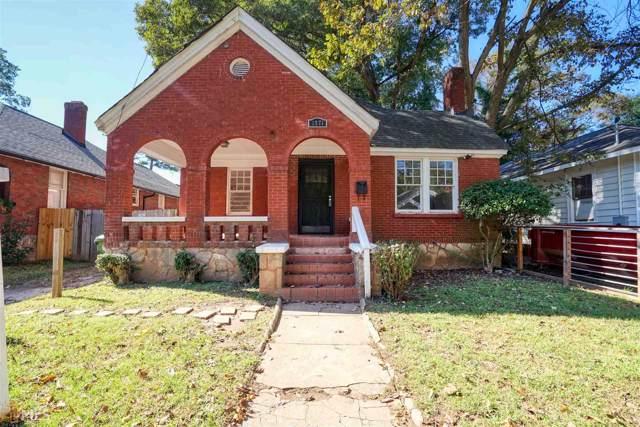 1371 SW Hartford Ave, Atlanta, GA 30310 (MLS #8643301) :: Community & Council