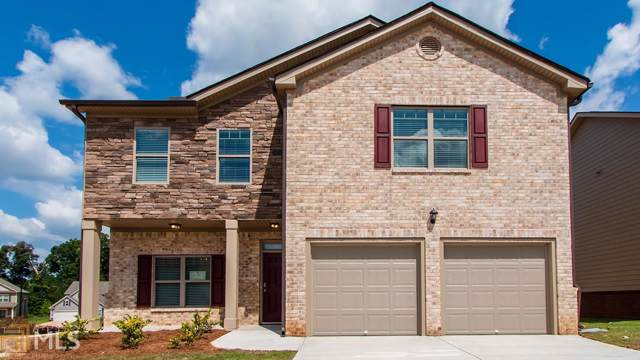 438 Fredrick Dr, Mcdonough, GA 30253 (MLS #8644336) :: Rettro Group