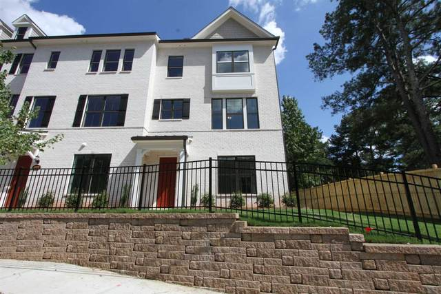 3460 Pickens St #1, Duluth, GA 30096 (MLS #8648361) :: Athens Georgia Homes
