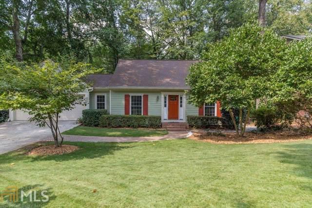 2884 Guinevere Dr, Atlanta, GA 30345 (MLS #8659157) :: The Durham Team