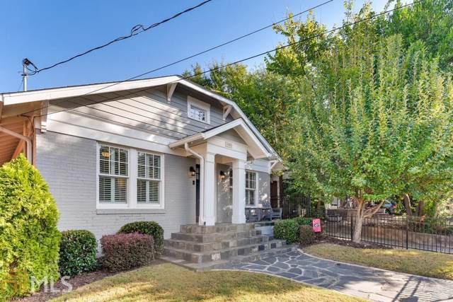 1020 Greenwood Ave, Atlanta, GA 30306 (MLS #8659389) :: Athens Georgia Homes