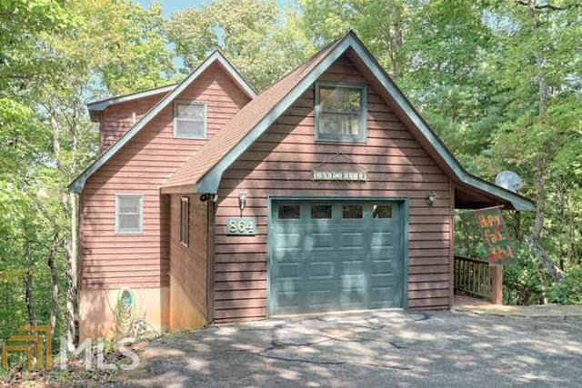 864 Walnut Mountain Rd, Rabun Gap, GA 30568 (MLS #8664035) :: The Realty Queen Team