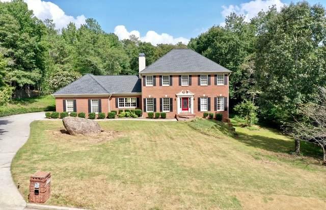 2510 Chimney Ridge, Conyers, GA 30094 (MLS #8672212) :: The Durham Team