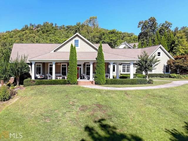 2169 Carlin Rd, Hiawassee, GA 30546 (MLS #8674642) :: Buffington Real Estate Group