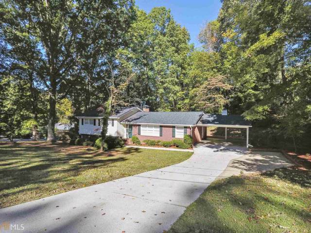 660 Fulton Dr, Gainesville, GA 30501 (MLS #8676333) :: The Realty Queen Team